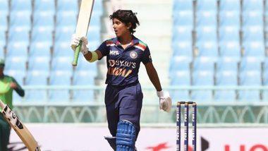 ICC Women's ODI Rankings: भारताच्या Punam Raut ची टॉप-20 महिला वनडे फलंदाज क्रमवारीत एंट्री, Lizelle Lee ची पहिल्या स्थानी झेप