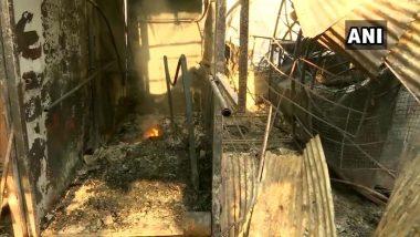 Pune Fire Update: पुण्यातील फॅशन स्ट्रिट येथे लागलेल्या भीषण आगीमध्ये 500 दुकाने जळून खाक