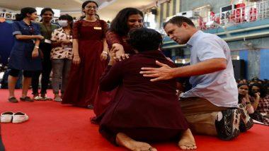 Kerala Assembly Elections 2021: राहुल गांधी यांनी विद्यार्थ्यांना शिकवले Aikido
