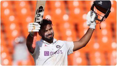 IND vs ENG 4th Test 2021: जेम्स अँडरसनच्या चेंडूवरRishabh Pant याच्या याजबरदस्तशॉटची जगभरातील क्रिकेटपटूंना पडली भुरळ, पहा व्हिडिओ