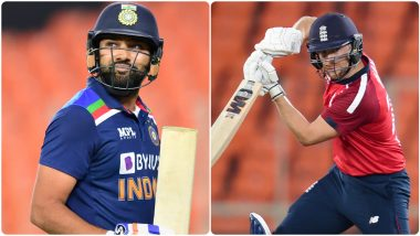 IND vs ENG 5th T20I 2021: भारत-इंग्लंड पाचवा टी-20 सामना ठरणार खास; रोहित, राहुलसह खेळाडू करू शकतात 'हे' मोठे रेकॉर्ड