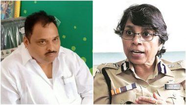 Rajendra Patil Yadravkar On Rashmi Shukla:  काय सांगता? रश्मी शुक्ला यांनी खरोखरच राजेंद्र पाटील यड्रावकर यांना फोन केला होता? जाणून घ्या सत्य