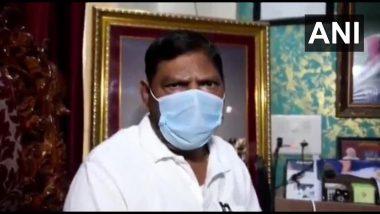 महाराष्ट्रात राष्ट्रपती राजवट लागू करण्याची केंद्रीय मंत्री रामदास आठवले यांची मागणी