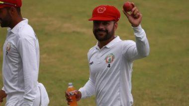 Rashid Khan याच्या नावे गोलंदाजीच्या अनोख्या रेकॉर्डची नोंद, 21व्या शतकात एका टेस्ट सामन्यात सर्वाधिक ओव्हर फेकणारा बनला पहिला गोलंदाज