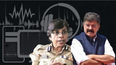 Jitendra Awhad on Phone Tapping Case in Maharashtra: 'त्या' अधिकाऱ्यांनी राज्य सरकारचा सल्ला घ्यावा आणि  Rashmi Shukla यांच्या विरोधात कोर्टात जावे- जितेंद्र आव्हाड