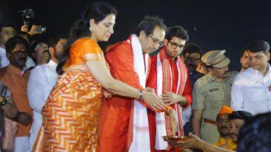 Rashmi Thackeray Tested Corona Positive: रश्मी ठाकरे यांची कोरोना व्हायरस चाचणी पॉझिटीव्ह