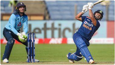 IND vs ENG 2nd ODI 2021: रिषभ पंतचे इंग्लिश गोलंदाजांवर आक्रमण, भारतीय फलंदाजाच्या खेळीवर Michael Vaughan यांनी उधळली स्तुतीसुमने, पहा Tweet