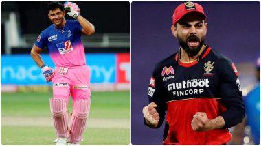 IPL 2021: विराट कोहली याच्यासोबत Rajasthan Royals संघाच्या युवा खेळाडूला करायचाय 'बिहू' डान्स