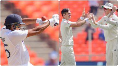 IND vs ENG 4th Test Day 2: रोहित शर्माचे अर्धशतक हुकलं, टी-ब्रेकपर्यंत टीम इंडियाचा अर्धा संघ तंबूत; इंग्लंडच्या 52 धावांनी पिछाडी