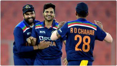 IND vs ENG T20I 2021: रोहित शर्माने शार्दूल ठाकूरला दिला कोणता कानमंत्र ज्याने टीम इंडिया झाली विजयी, गोलंदाजाने केला खुलासा