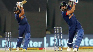 IND vs ENG 5th T20I 2021: हिटमॅन रोहित शर्माचा मोठा पराक्रम, 'या' टी-20 यादीत विराट कोहलीनंतर पटकावले दुसरे स्थान