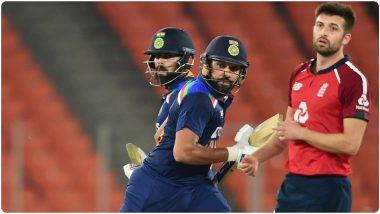 IND vs ENG 5th T20I 2021: रोहित शर्मा याच्याकडे पुन्हा एकदा टीम इंडियाची धुरा, विराट कोहली मैदानाबाहेर