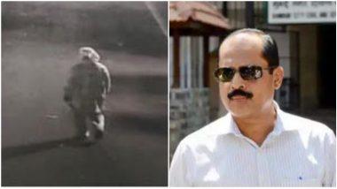 Sachin Vaze Case: सचिन वाझे प्रकरणात CCTV मध्ये दिसणाऱ्या 'त्या' व्यक्तीबाबात NIA चा मोठा खुलासा