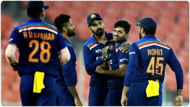 IND vs ENG 4th T20I 2021: 'हिटॅमन' रोहित शर्माचा भीम पराक्रम, सूर्यकुमार यादवने रचला इतिहास; पहा एका क्लिकवर