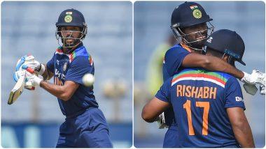 IND vs ENG 3rd ODI 2021: शिखर धवन-रिषभ पंत आणि हार्दिक पांड्याचे दमदार अर्धशतक, इंग्लंडला विजयासाठी 330 धावांचे आव्हान