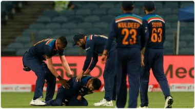 IND vs ENG 1st ODI 2021: श्रेयस अय्यर आणि रोहित शर्माच्या दुखापतीवर BCCI ने दिला अपडेट, पहा भारतीय खेळाडूंच्या दुखापतीची स्थिती