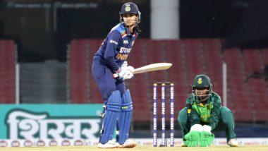 IND-Women vs SA-Women 3rd T20I: अखेरच्या टी-20 सामन्यात भारतीय महिलांनी मारली बाजी, दक्षिण आफ्रिका मालिकेत 2-1 विजयी