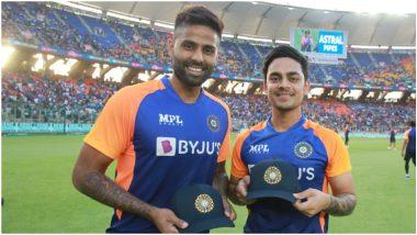 IND vs ENG 2nd T20I 2021: खूप हुशार चाल! मुंबई इंडियन्सच्या 'या' दोन फलंदाजांच्या डेब्यूवर Michael Vaughan यांचे गमतीशीर ट्विट