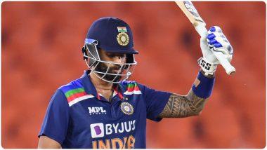 IND vs ENG 4th T20I 2021: सूर्यकुमार यादवचा झंझावात, भारताचा धावांचा डोंगर; जोफ्रा आर्चरच्या 4 विकेट, इंग्लंडला विजयासाठी 186 धावांचे लक्ष्य