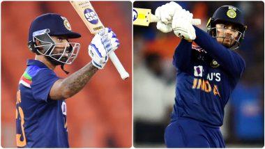 IND vs ENG T20I 2021: Suryakumar Yadav आणि Ishan Kishan यांच्या आंतरराष्ट्रीय यशात कोणाचे योगदान, सचिन तेंडुलकर यांनी 'याला' दिले श्रेय