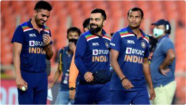 IND vs ENG 5th T20I 2021: निर्णायक सामन्यात भारत-इंग्लंड जोरदार चुरशीची लढाई, 'या' 11 खेळाडूंसह मैदानात उतरेल टीम इंडिया, पहा संभावित Playing XI