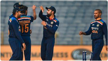 IND vs ENG 3rd ODI 2021:रोहित शर्मा-शिखर धवनचा पराक्रम, मालिकेत झाली षटकारांची उधळण, पहा तिसऱ्या सामन्यात बनलेले प्रमुख रेकॉर्ड