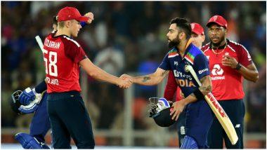 IND vs ENG Series: इंग्लंड विरुद्ध भारत मर्यादित ओव्हर मालिकेची घोषणा, 2022 मध्ये 'या' वेळी पुन्हा इंग्लंड दौऱ्यावर रवाना होणार टीम इंडिया