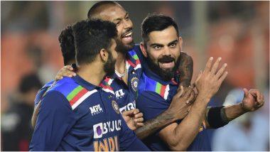T20 World Cup 2021: सराव सामन्यात टीम इंडियाच्या उत्कृष्ट खेळीने Michael Vaughan प्रभावित, जेतेपदासाठी 'विराटसेने'ला म्हटले हॉट फेव्हरेट