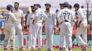 IND vs ENG 4th Test 2021: अक्षर पटेल-अश्विनच्या जोरदार 'पंच'समोर इंग्लंडची घसरगुंडी, अहमदाबाद टेस्टमध्ये डाव व 25 धावांनी मात करत टीम इंडिया मालिकेत 3-1 ने विजयी