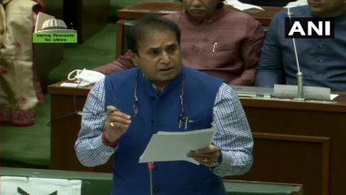 API Sachin Vaze यांची गुन्हे शाखेतून बदली होणार- गृहमंत्री अनिल देशमुख