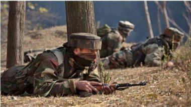 Jammu and Kashmir: जम्मू-काश्मीरमधील शोपियानच्या Rawalpora भागात एनकाउंटरला पुन्हा सुरुवात