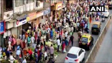 Maharashtra Lockdown: टास्क फोर्सकडून राज्यात लॉकडाऊन लागू करण्याची मागणी, कॅबिनेटकडून 14 एप्रिल पर्यंत निर्णय जाहीर करण्याची शक्यता