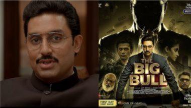 The Big Bull Trailer Release: अभिषेक बच्चन आणि इलियाना डिक्रूज यांच्या 'द बिग बुल' चित्रपटाचा ट्रेलर रिलीज; पहा व्हिडिओ