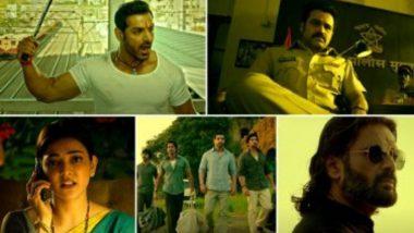 Mumbai Saga Full Movie HD Free Download साठी TamilRockers आणि Torrent वर Leak; John Abraham स्टारर चित्रपटाचे निर्माता झाले अस्वस्थ