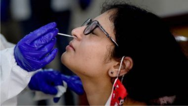 Coronavirus in Maharashtra Update: महाराष्ट्रात कोरोनाचे आणखी 56,647 रुग्ण आढळले असून 669 जणांचा बळी