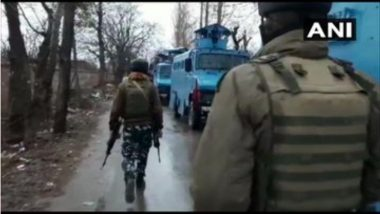 जम्मू-काश्मीरः शोपियान येथे सुरक्षा दलांशी झालेल्या चकमकीत 3 दहशतवाद्यांचा खात्मा