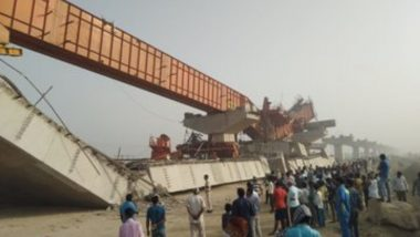Haryana: दौलताबादजवळील गुरुग्राम-द्वारका द्रुतगती मार्गावरील बांधकाम उड्डाणपूल कोसळला, 2 कामगार जखमी