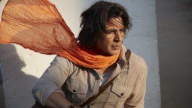 Akshay Kumar ने Ram Setu चित्रपटाच्या चित्रीकरणाला केली सुरुवात; सेटवरून फोटो शेअर करत चाहत्यांना विचारला 'हा' प्रश्न