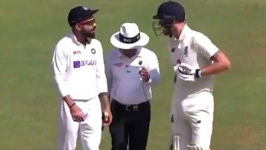 IND vs ENG 4th Test Day 1: मोहम्मद सिराजने डिचवलं,विराट कोहली-बेन स्टोक्स यांच्यात मैदानावर झाला जोरदार वाद, अंपायरना करावा लागला हस्तक्षेप (Watch Video)