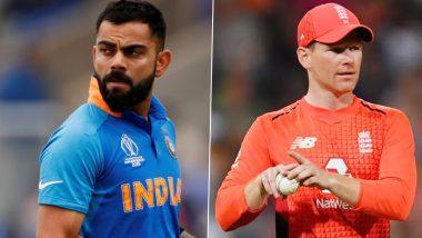 IND vs ENG 4th T20I 2021:इंग्लंडचा टॉस जिंकून गोलंदाजीचा निर्णय;KL भारतीयसंघात कायम, पहा कोणIN आणि कोण OUT