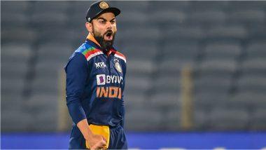 IND vs ENG 3rd ODI 2021: कॅप्टन कोहली200 नॉट आऊट! एमएस धोनी,मोहम्मद अझरुद्दीन यांच्यानंतर ठरला तिसरा भारतीय कर्णधार