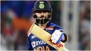 IND vs PAK, T20 World Cup 2021: पाकिस्तानला T20 क्रिकेटमध्ये एकटाच पुरून उरला Virat Kohli, झंझावाती रेकॉर्ड जाणून प्रतिस्पर्धी संघाला फुटेल घाम