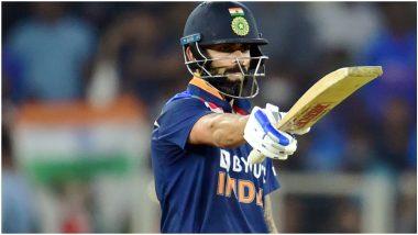 IND vs ENG 2nd T20I 2021: विराट कोहलीचा तीन हजारी विक्रम! आंतरराष्ट्रीय टी-20 मध्ये 3000 धावा करणारा टीम इंडिया कर्णधार ठरला पहिला क्रिकेटर