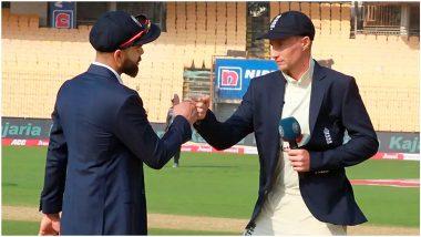 IND vs ENG 4th Test 2021: जो रूटचा टॉस जिंकून फलंदाजीचा निर्णय, अहमदाबाद टेस्टसाठी असे आहेदोन्ही संघांचे प्लेइंग इलेव्हन
