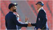 IND vs ENG 4th Test Day 1: जो रूटच्या कसोटी सामन्यांचे अर्धशतक, विराटने धोनीच्या पराक्रमाची केली बरोबरी, अहमदाबाद टेस्टच्या पहिल्या दिवशी बनले हे प्रमुख रेकॉर्ड