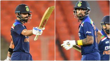 IND vs ENG 3rd T20I 2021: Virat Kohli याचा 'वन मॅन-शो', KL Rahul लज्जास्पद विक्रमात अव्वल स्थानी; एका क्लिकवर पहा सामन्यात बनलेले प्रमुख रेकॉर्ड