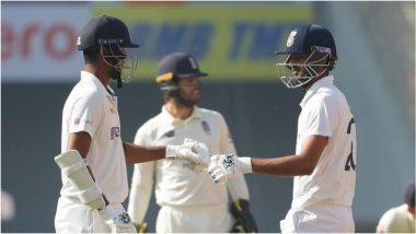 IND vs ENG 4th Test Day 3: पंत-सुंदर-अक्षरने इंग्लंडलाधू धू धुतलं! अहमदाबाद टेस्टमध्येटीम इंडियाकडे 160 धावांची निर्णायक आघाडी