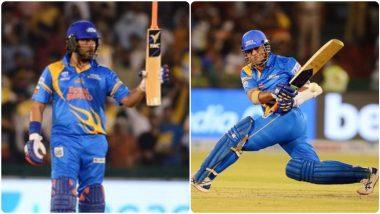 IND(L) vs SA(L) Road Safety World Series 2021: सचिनचे अर्धशक, युवराजची अष्टपैलू खेळीने इंडिया लेजेंड्सचा दक्षिण आफ्रिकेवर 56 धावांनी मोठा विजय