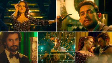 Har Funn Maula Song: आमिर खान आणि एली अवराम यांचे 'हर फन मौला' गाणे सोशल मिडियावर घालतय धुमाकूळ, 59 लाखांहून अधिक मिळाले व्ह्यूज