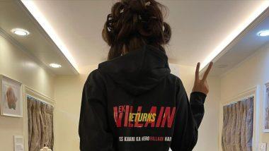 Ek Villain Returns: 'एक व्हिलन रिटर्न्स' चित्रपटाच्या शूटिंगला सुरुवात, दिशा पटानी हटके अंदाजात केली घोषणा